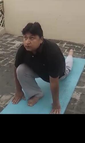 Online Yoga Day
